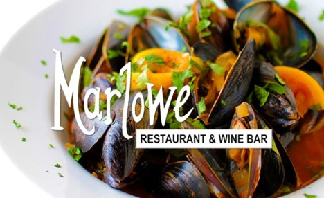 Up to 47% off a 4-Course Dinner for Two with Wine