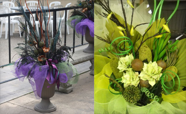 Up To 61 Off Dried Flower Urn Arrangement Inserts At Marquis In Hamilton 2 Options Wagjag Com