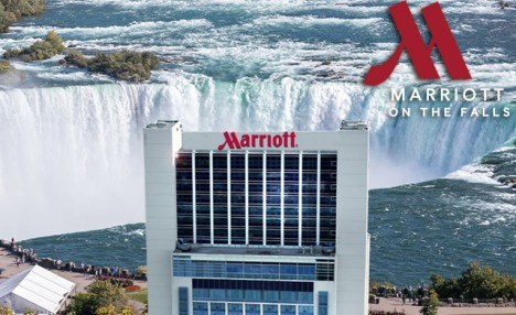 1-Night Stay at the Marriott On The Falls