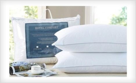 Click to view PFSH - Cotton House (Microfiber Gel Pillows) - February 11, 2019 - Andrew