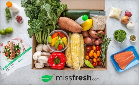 Enjoy Fresh Meals Delivered to Your Doorstep for Up to Four People from MissFresh!