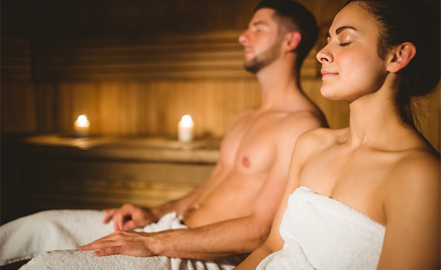 $19 For 45 Minutes In A Himalayan Salt Sauna For 1 Person