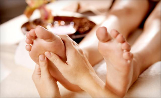 50% off a Massage or Reflexology Session