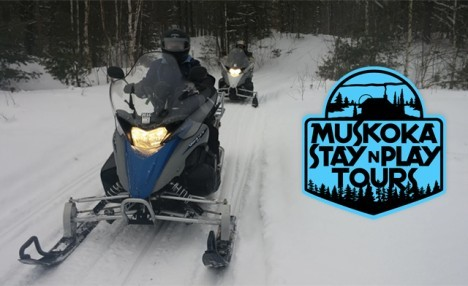 Up to 55% off Guided Snowmobile & Ice Fishing Adventures