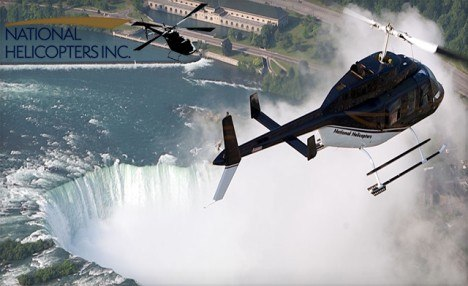 Up to 40% off Helicopter Tours Over Niagara Falls