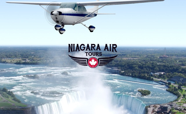 $159 for an Incredible Winter Wonderland Niagara Air Tour, Winery Tour & Tasting, and Chocolate Tour Package for 2 (a $304 Value)