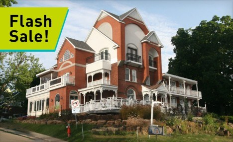 Cozy Bed and Breakfast Stay in Niagara Falls