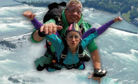 $199 for a Tandem or Solo Jump for 1 Person (a $299 Value)