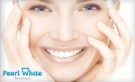 $29 for a Pearl White Teeth Whitening Kit with a Mini LED Light (a $119 Value)- Shipping Included