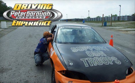 $125 for a 24-Lap Dream Racing Experience (a $295 Value)