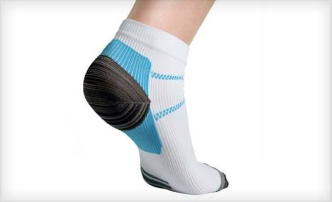 Click to view PFSH -  Wagjag Product (SR) - Plantar Fasciitis Ankle Compression Socks - January 23, 2019 - Andrew