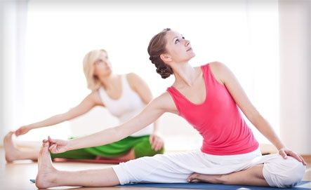 $20 for 20 Class Yoga Pass