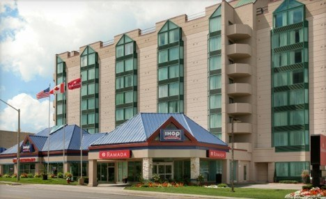 Click to view ETFV - Ramada by Wyndham Niagara Falls Fallsview - January 15, 2019 - Andrew