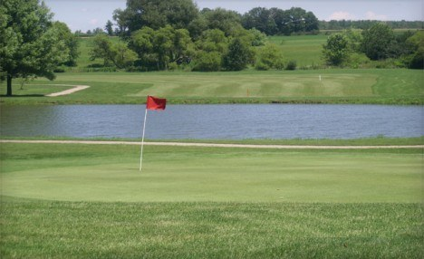 $79 for Unlimited Holes of Golf for 2 with Power Cart (a $178 Value)
