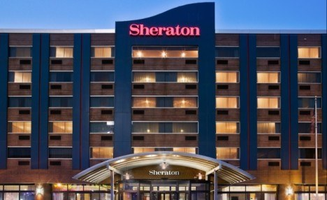 Family or Couple's Accommodations from Sheraton Niagara Falls, NY