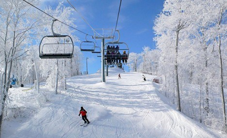 Up to 73% off Ski Lift Tickets, Equipment Rentals, or a Weekday Seasons Pass at Skyloft Ski Resort in Uxbridge