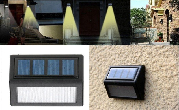 Up to 57% off Super Bright Outdoor Solar Lights