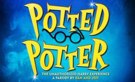 25% Off Tickets to POTTED POTTER in Ottawa - Click BUY and Use Promo Code 'WAGJAG'