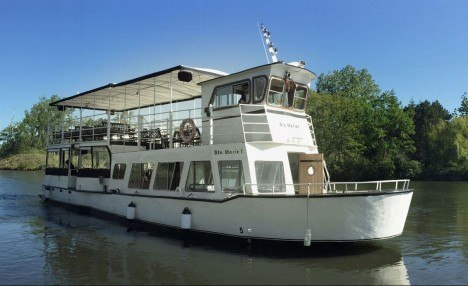 $12 for a 45 Minute Daily Sight-Seeing Tour from Ste Marie 1 Boat Services (a $26.50 Value)