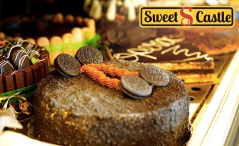 Up to 50% off Delicious Pastries & Treats at Sweet Castle