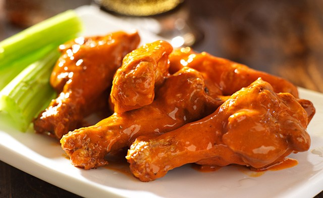 $35 for 10 lb of Chicken Wings (a $60 Value)