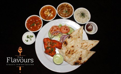 $25 for $50 Toward Indian Casual Fine Dining for 2 at The Flavours Classic Indian Cuisine