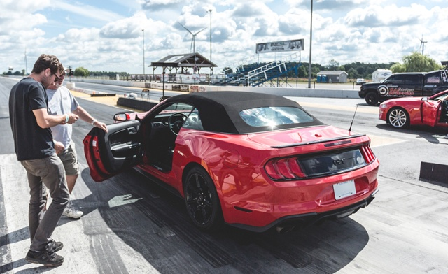 $260 for Drag Racing Experience! Feel the POWER! (a $350 Value)