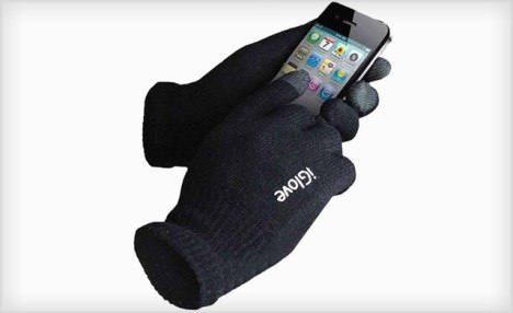 Up To 77% Off iGlove Touch Screen Winter Gloves