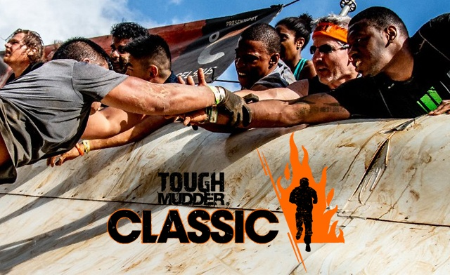 Up to 44% off Registration for One to Tough Mudder Classic or Tough Mudder 5K