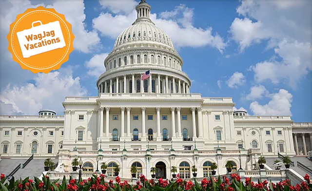$251 and Up for a 5-Day Boston, New York, and Washington D.C Tour from Tours With You (Up to $684 Value)