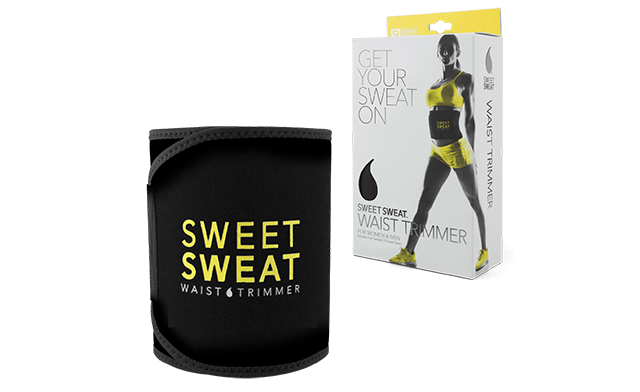 $15 for a Sweet Sweat Waist Trimmer (a $39.55 Value)