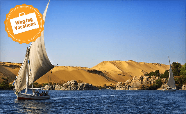 15 Day Organized Tour to Egypt and Jordan with Air for $4,179