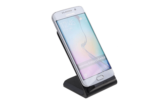 $19.99 for a Wireless Charging Stand for iPhone and Android 96372 (a $29 Value)