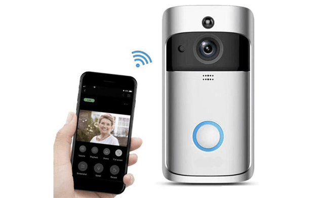 $69.99 for a Smart HD Video Doorbell (a $169 Value)