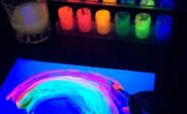 Up to 48% off Glow in the Dark Painting Classes in Mississauga