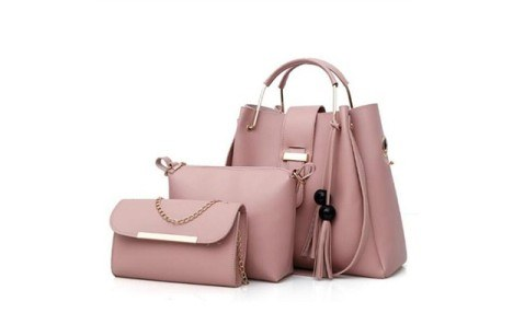 $49 for a Three-Piece Women's Handbag Set (a $199 Value)